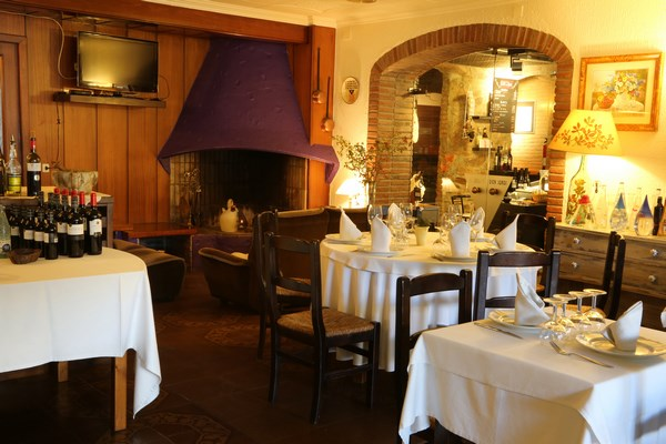 Hostal Torras, Restaurant El Celler d